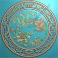 凤穿牡丹挂件图3