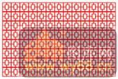 镂空装饰单式002-簇锦团花-镂空装饰单式002-029-镂空雕花板