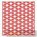 镂空装饰单式001-圆形花纹-镂空装饰单式001-008-镂空隔断效果图