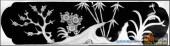 02-初春-014-花鸟灰度图