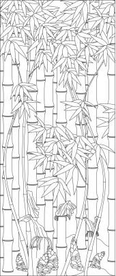 竖板21,翠竹