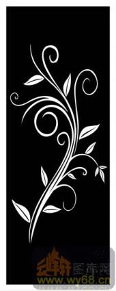 镂空装饰组合式-花藤-镂空装饰组合式-042-镂空雕刻