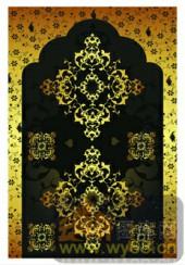 镂空装饰组合式-富丽堂皇-镂空装饰组合式-051-玄关隔断