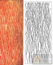 05肌理雕刻系列样图-线条-00016-喷砂玻璃图库