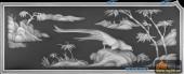 03-野雉-081-花鸟灰度图案