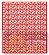 镂空装饰单式001-密集-镂空装饰单式001-025-镂空雕花矢量图