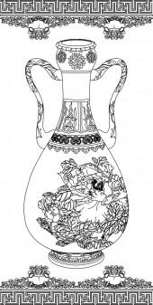 方版99,花瓶
