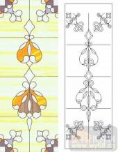 06欧式装饰系列样图-花纹-00006-雕刻玻璃