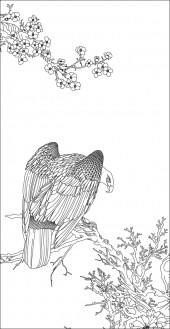 竖板378,鹰