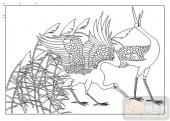 01传统系列-鸾音鹤信-00012-玻璃门