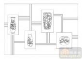 02古文化系列-富比陶卫-00002-雕刻玻璃图案